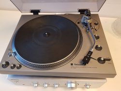 Techno draaitafel platenspeler SL 1300 vintage