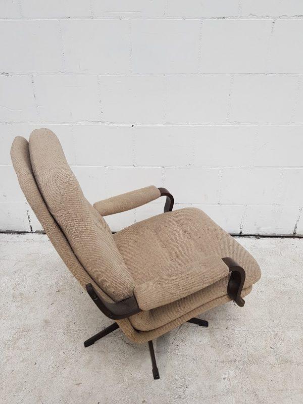 vintage jaren 60 fauteuil