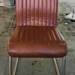 vintage retro eetkamer stoelen