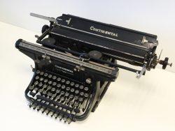 Continental - Klassieke (vooroorlogse) typemachine voor a3-formaat, zeldzaam model, Duitsland, ca.1930