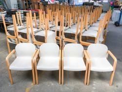 Kembo grote partij stoelen JB Meijer design