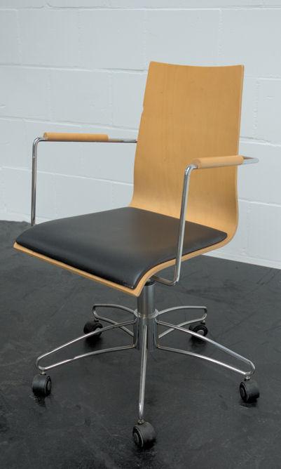 Bureaustoel Vintage