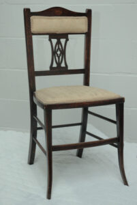 Vintage design eetstoel